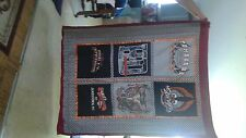 Collectible Harley Davidson Bike Week Blankets