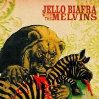 Melvins & Jello Biafra - Never Breathe What You Can't See  CD Altern. Rock Neuf