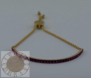 Michael Kors, Parisian Jewels Gold-Tone Bracelet MKJ4988, New