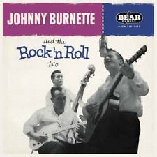 Johnny Burnette & The Rock & Roll Trio 180 gram Vinyl LP Reissue Bear Family NEW