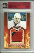 11-12 Steve Yzerman ITG In The Game Ultimate Memorabilia Hot Patch Card 4/9