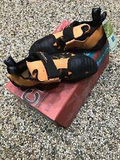 Scarpa Instinct Vs Rock Climbing Shoes Mens Size 43 Eu 10 Us New in Box $175