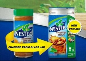 Nestea Unsweetened Instant Tea Mix Nestle Instant Tea Powder 90 Grams No Sugar
