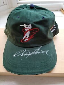 Sam Snead Autographed The Greenbrier Course Hat