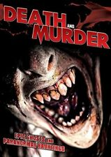 Death And Murder: Epic Ghosts And Paranormal Hauntings [DVD][Region 2]