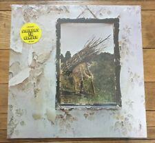 Led Zeppelin IV Untitled Zoso Vinyl LP Sealed Hype Sticker No Barcode