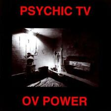 Psychic Tv - Ov Power (NEW CD)