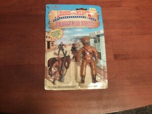 Legends of the Wild West Buffalo Bill Action Figure