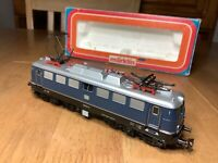 Marklin HO Gauge 3 Rail AC 3039  DB Class 110 Bo-Bo Electric Locomotive