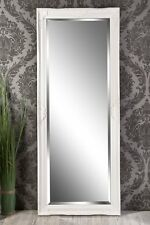 Spiegel Wandspiegel ELISABETH  Barock weiß 150 x 60 cm