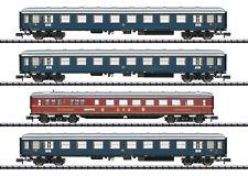 Trix 15132 Mhi N Gauge Passenger Car Set Merkur DB