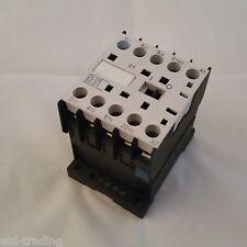 Mcg Mini Contactor dl09-30-01 4 kW clasificado 3 fase 110v Bobina De Nuevo En Caja