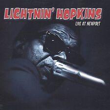Live At Newport, Lightnin' Hopkins, Very Good Live