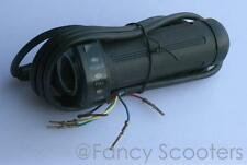 Electric Scooter Throttle Grip with Battery Indicator 5 wires