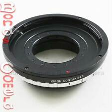 Kipon Contax 645 mount lens to Canon EOS EF Adapter for 5D II III 7D 60D 600D