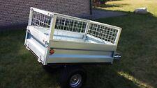 Anhänger Holzanhänger für Traktor, PKW, Quad, ATV......