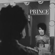 PRINCE Piano & A Microphone 1983 180g LP New Sealed Vinyl