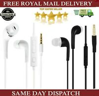 New In Ear Headphone Earphones With Mic For Sony Xperia XZ2 Premium Z4v Z5 Dual