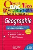 Collectif - Objectif Bac - Fiches détachables - Géographie 1ères - 2012 - Broché