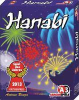ABACUSSPIELE 08122  Hanabi von Antoine Bauza Spiel des Jahres 2013 NEU OVP*