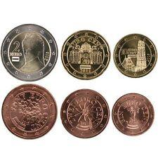 Pièces euro d'Autriche Année 2015