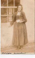POST OFFICE, MINISHANT: Ayrshire postcard (C8058)