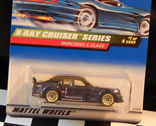 945 Mercedes C-Class Hot Wheels X-Ray Cruiser Series 1/4 Free Ship See Details