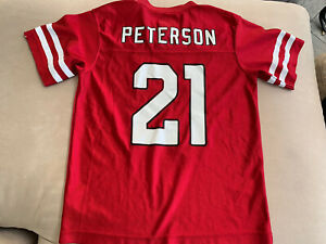 NFL Team Apparel Arizona Cardinals Patrick Peterson Red Jersey Youth M Free Ship