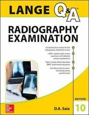 Lange Q and A Radiography Examination by D. A. Saia (2015, Paperback)
