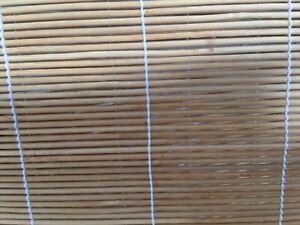 Wooden Tri Fold Screen.