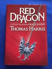 RED DRAGON - FIRST EDITION BY THOMAS HARRIS