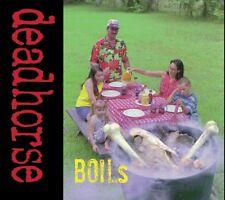 deadhorse BOILs Edit. -16 Song Digipac w/Argo & 95 Demo & Original Boil(ing)