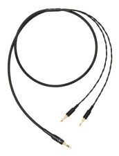 "Corpse Cable GraveDigger for HiFiMAN, Oppo, HD 700, AudioQuest - 1/8"" Plug - 4'"
