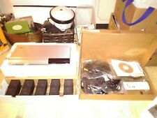 Bose Lifestyle 30 Series II System with Jewel cube speakers and CD system