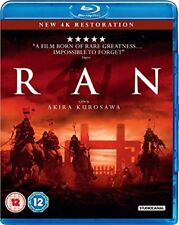 Ran (Digitally Restored) [Blu-ray] [2016] [DVD][Region 2]
