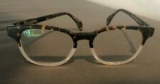 Claire Goldsmith FOSTER Matte Speckle Frost 48 17 137 Made in Italy