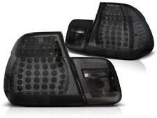 LED REAR TAIL LIGHTS LDBMC5 BMW 3-SERIES E46 SALOON 1998 1999 2000 2001 SMOKE
