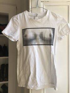 70s Punk Print Cotton T Shirt Goth Grunge