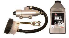 Bremspumpe Bremszylinder Bremse Hinten QUAD ATV 200 250 BASHAN KINROAD Dot4 485