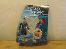 "Playmates Toys Star Trek Warp Factor Series 2 Lt. Commander Jadzia Dax 6""in.!!"