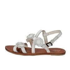 Mädchen schuhe BALDUCCI 39 EU sandalen Weiß leder AE184