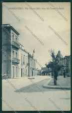 Foggia San Severo cartolina QQ4892