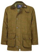 117067-081//603 Blaser Knitted Troyer Brown//Light Brown