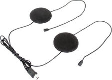 Uclear Pulse Pro Wired Drop In Upgraded Helmet Speakers 11033