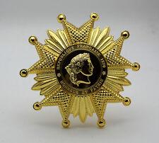 FRENCH LEGION D`HONNEUR; GOLD