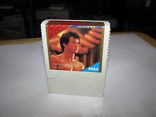 Rocky Sega Mark III Sega Master System Japan import