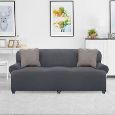 Sofa Covers 3 Seater soft fabric Couch Protector Slipcover