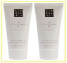 Other Bath & Body Supplies 3 Baño Cuerpo Work Japonés Cerezo En Flor Loción Para Cuerpo Crema De Manos Latest Technology Health & Beauty