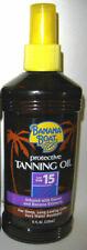 1 Banana Boat Protective Tanning Oil Pump Spray Spf 15, Deep Long-Lasting Color