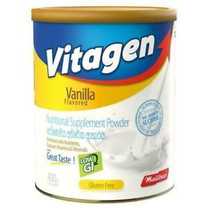 Maliban Vitagen NUTRITIONAL Supplement Milk Powder | RICH Protein & LOW Fat 400g
